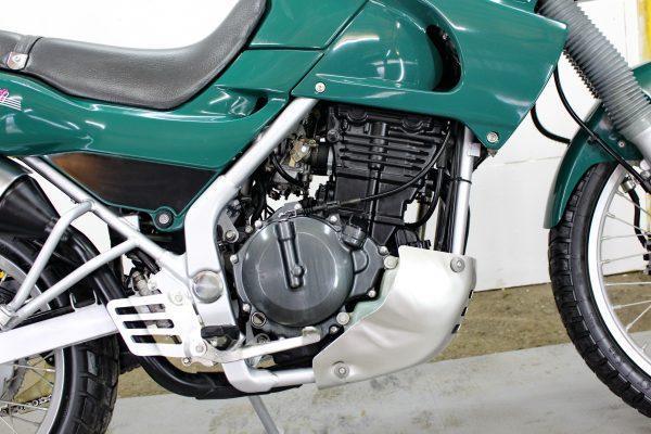 Kawasaki KLE 250 Anhelo