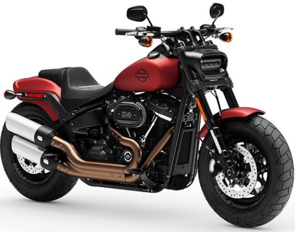 Harley Davidson FXFBS Softail Fat Bob 114