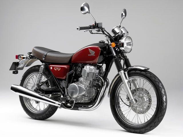 Honda CB400SS E Special Edition