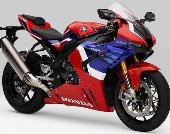 Honda CBR1000RR R SP