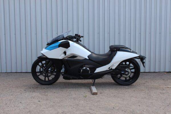 Honda NM4-01 DCT