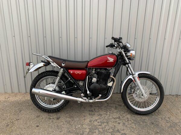 Honda CB400SS-E