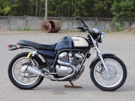Yamaha SRV 250