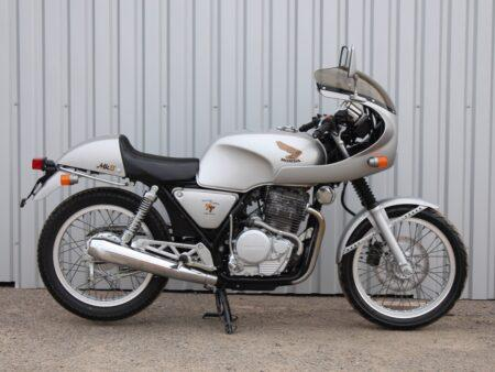 Honda GB400 Tourist Trophy Mk2