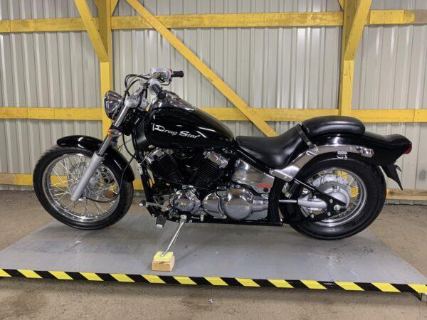 Yamaha DragStar 400