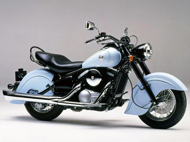 Kawasaki Vulcan 400 Drifter