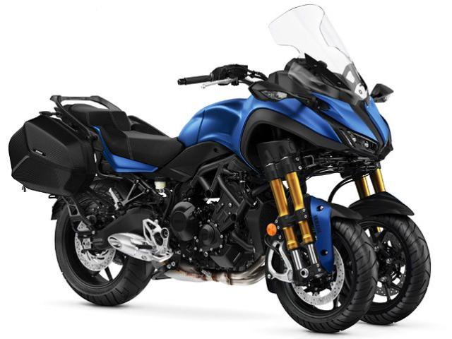 Yamaha NIKEN GT