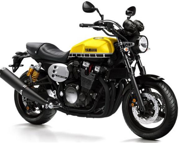 Yamaha XJR1300C 60th Anniversary