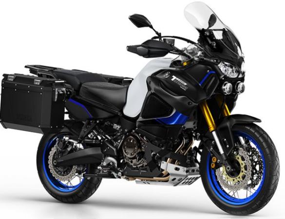 Yamaha XT1200ZE Super Tenere Raid Edition
