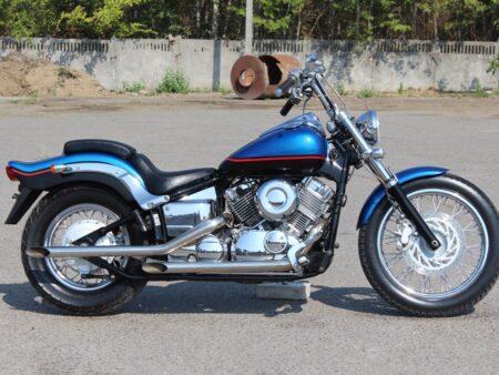 Yamaha DragStar 400 Custom / XVS400