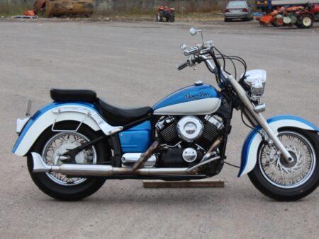 Yamaha DragStar 400 Classic / XVS400C